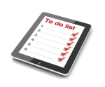 to-do-list iPad