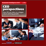 CEO Perspectives Economist Intelligence Unit