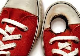 Plaxico's shoe